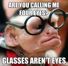 Nerd Glasses Meme - 36 most funny glasses meme pictures and images on the internet