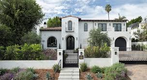 spanish revival homes casa california a dazzling beverly hills spanish revival villa