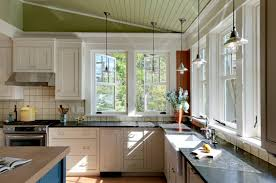 modern l shaped kitchens kitchen elegant kitchen with modern l shaped cabinetry and a big