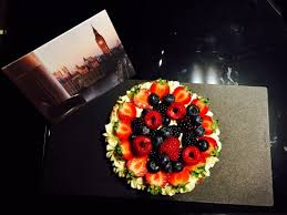 thank you for the birthday cake it was yummm picture of