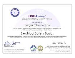 9 best images of osha certificate template osha training
