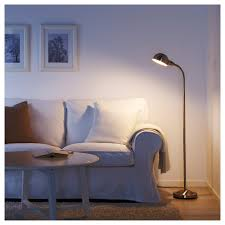 format floor reading lamp with led bulb ikea