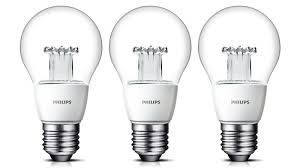 philips new clear led bulbs look just like incandescents