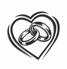 interlocked wedding rings photo gallery of interlocking wedding bands viewing 13 of 15 photos