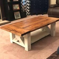 chunky farmhouse table legs farmhouse coffee table xpoffice info