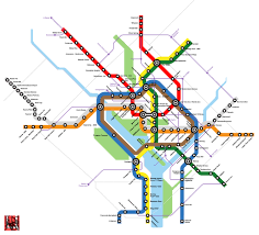 Portland Metro Map by Imagine Dc Another Great Metro Vision