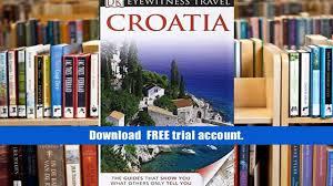 audiobook croatia dk eyewitness travel guides for kindle video