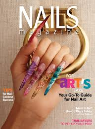 nails magazine 2017 issues