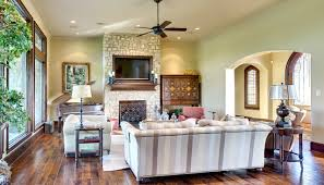 french chateau style in traditions traditional living room