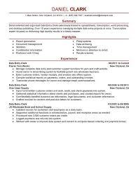 clerical resume exles detail oriented resume exle exles of resumes