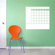 wall decals stickers home decor home furniture diy dry erase calendar with notes wall decals wall stickers