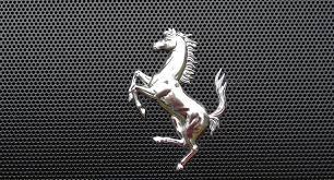 ferrari emblem black and white ferrari logo emblem brands