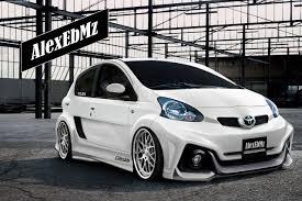 aygo virtual tuning toyota aygo 28 youtube
