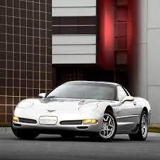 Car Bonnet Flags Evolution Of The Corvette And The Crossed Flags Logo News Top Speed