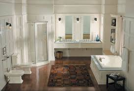bathroom with built in shelves tips to declutter your bathroom
