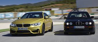 Bmw M3 2015 - 2015 bmw m3 and m4 meet the legacy in 52 new photos with e30 sport