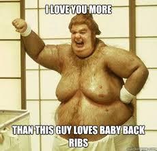 I Love You More Meme - romantic love memes for girlfriend and boyfriend love memes