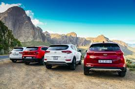 nissan qashqai vs peugeot 3008 comparative review hyundai tucson vs kia sportage vs renault