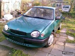1998 toyota corolla engine specs 1998 toyota corolla europe b 1 4 l car photo and specs