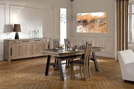 Meuble Salon Chene Clair by Vos Meubles Pour La Salle à Manger Table à Rallonge Table En