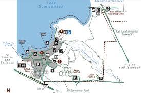 Seattle Marathon Map by Lake Sammamish State Park Sammamish Pinterest Lakes And
