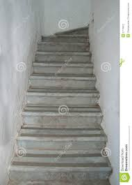 staircase cement stock photography image 27176872