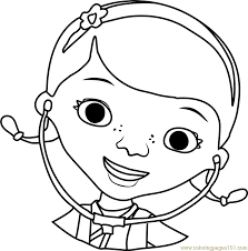 doc mcstuffins coloring free doc mcstuffins coloring pages