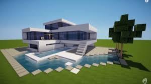 minecraft pe modern house blueprints floor planner tavern blue 8