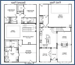 simple 2 story house plans floor plan simple 2 story house floor plans picture home plans