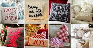 Decorative Christmas Pillows by Decorative Christmas Pillows Christmas Lights Decoration