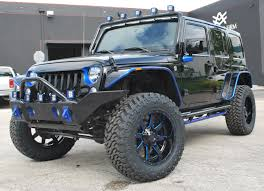 jeep wrangler custom black 2013 avorza jeep wrangler blue u0026 black edition done for pablo