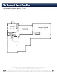 the durham ii heritage new homes in o u0027fallon mo