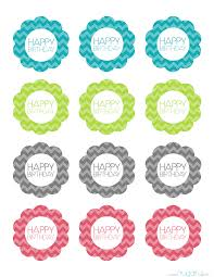 cupcake toppers free printable chevron birthday cupcake topper cakepins