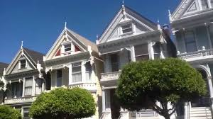 Victorian House San Francisco by San Francisco Painted Ladies Victorian Homes In Opening Scene Of