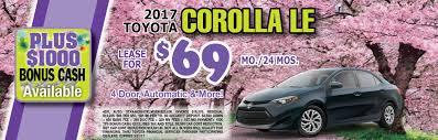 new toyota deals toyota lease specials nj toyota incentives near madison