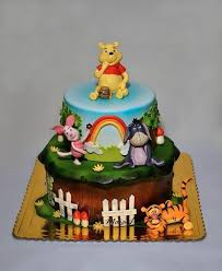 320 best cake winnie the pooh images on pinterest birthday