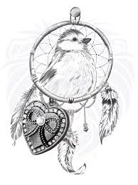 tattoo design dreamcatcher of freedom by ddesigns0 on deviantart
