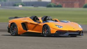 Lamborghini Aventador J Top Gear Testing Youtube