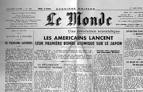 si鑒e du journal le monde le monde a newspaper in jeopardy ina global