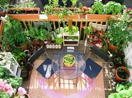 Garden In Balcony Ideas Apartment Balcony Garden Best Home Design Ideas Stylesyllabus Us