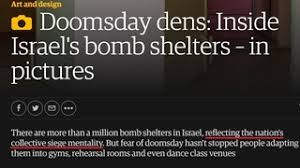siege mentality definition guardian derides bomb shelters as evidence of the nation s