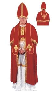 high priest costume island costume religious costumes