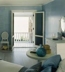 western paint colors denim blue walls stylish western home