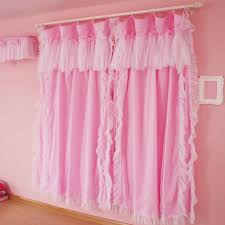 Gypsy Ruffled Shower Curtain Curtains Pink Shower Curtain Amazing Pink Ruffle Curtains Aww