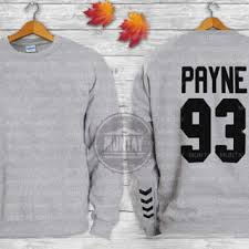 one direction sweater liam payne tattoos one direction 1d from muntay on etsy