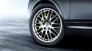 Porsche Cayenne Wheels - new porsche cayenne platinum edition