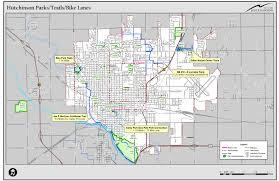 Map Of Kansas City Map Of City Parks Hutchinson Ks