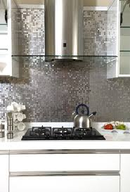 Aluminum Backsplash Kitchen 133 Best Bling Backsplash Images On Pinterest Kitchen Backsplash