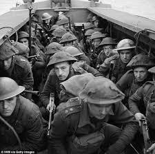 Most Decorated Soldier In British History Did Britain U0027s Commando Heroes Die In Vain Their Daring Raids