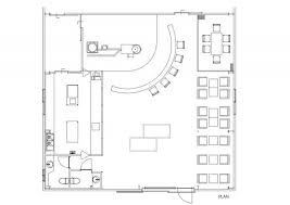 simple floor plan creator simple beautiful coffee shop cafe floor plan layout tremont coffee